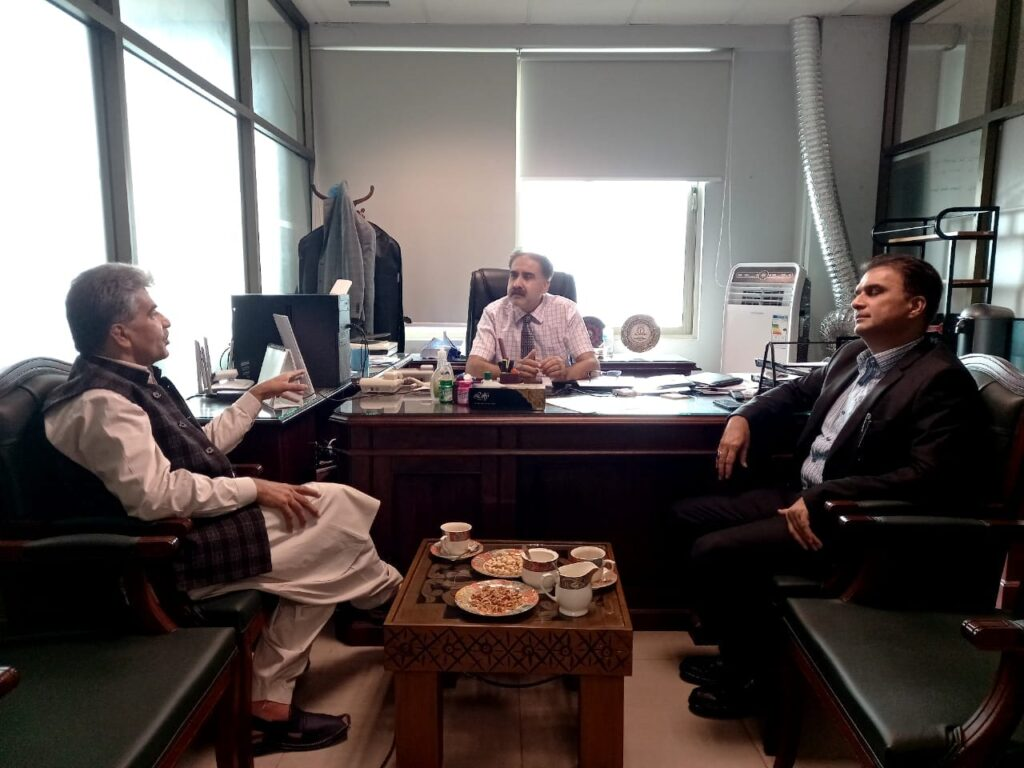 VC MEETING DIRECTOR GENERAL BOARD OF INVESTMENT